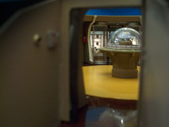 Moebius Models Jupiter 2 spaceship from Lost In Space