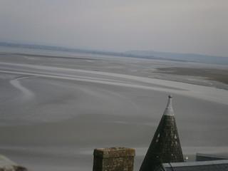 Vista desde Mont Saint-Michel