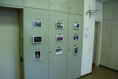 Mostra street foto - installazione