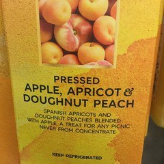 Terribly disappointed this is not the birth of doughnut juice.