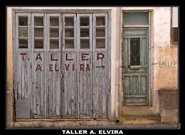 Taller A Elvira