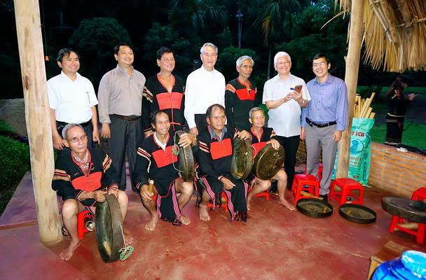 Hội nghị gia đình giáo tỉnh Huế tại TGM - BMT