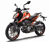 miniature KTM 125 DUKE 2018 - 8