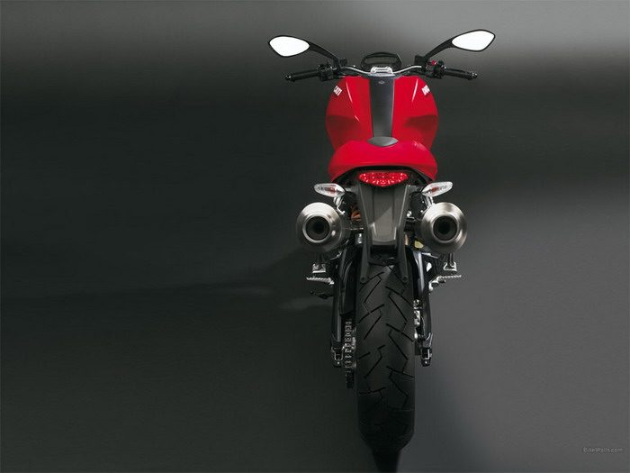 Ducati 696 MONSTER 2008 - 2