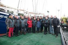 Sailing trip around Svalbard