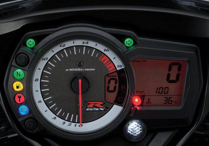 Suzuki 600 GSX-R 2009 - 27