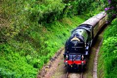 Tornado steam train 2. Nikon D3100. DSC_0982-0993.