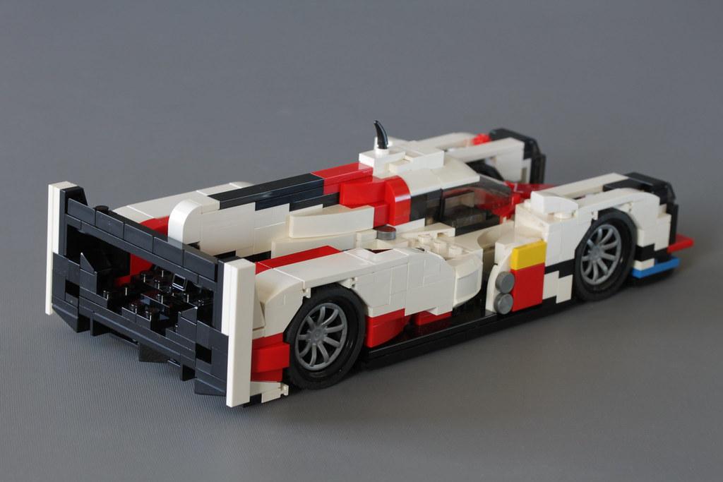 TS050 prototype 1 (rear)