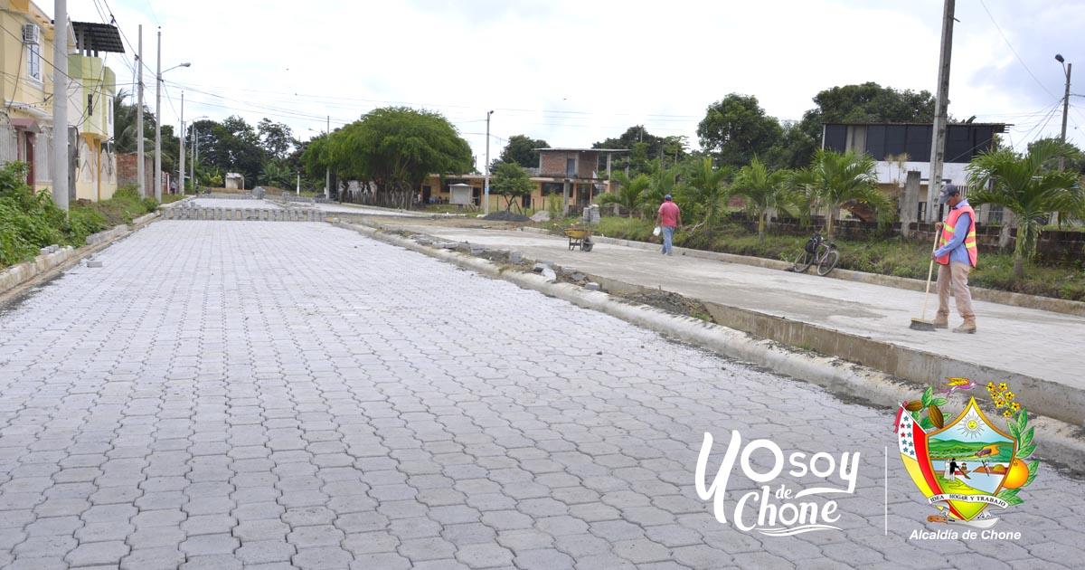 Construirán tres pozos de descargas de aguas lluvias en ciudadela San Rafael