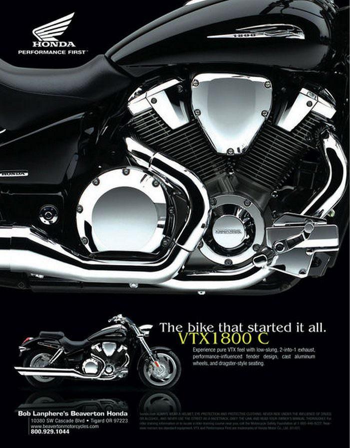 Honda VTX 1800 C 2002 - 11