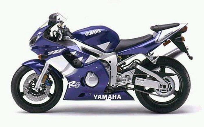 Yamaha YZF-R6 600 2002 - 16