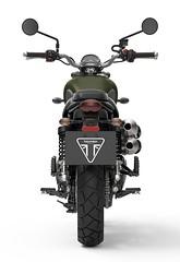 Triumph 900 Street Scrambler 2018 - 22