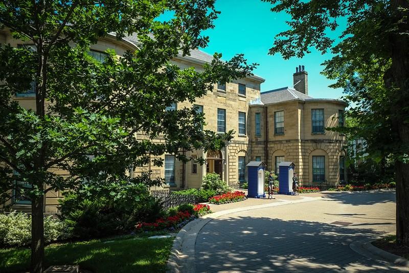 Nova Scotia Lieutenant Governor's Residence