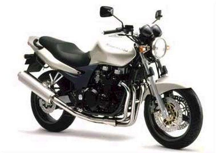 Kawasaki 750 ZR-7 N 2004 - 7