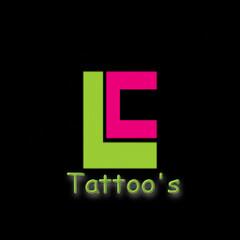 l.c tattoo logo