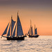 Sailing by Petra Runge