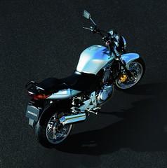 Honda CBF 500 2004 - 9