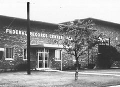 Photograph of Fort Worth Federal Archives and Records Center