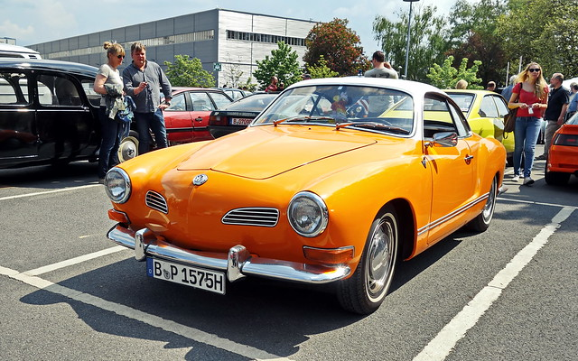 Karmann-Ghia (Typ 14) - VW