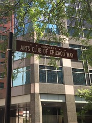 Honorary Arts Club of Chicago Way