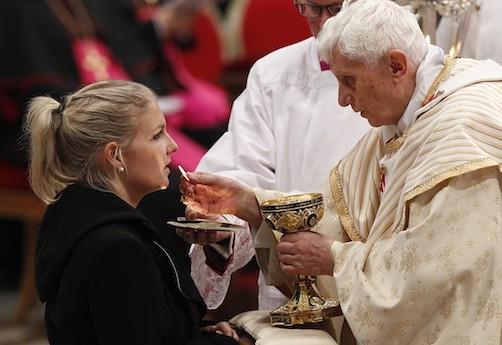 Ai được rước Mình Thánh Chúa trong thánh lễ? - Ảnh minh hoạ 5