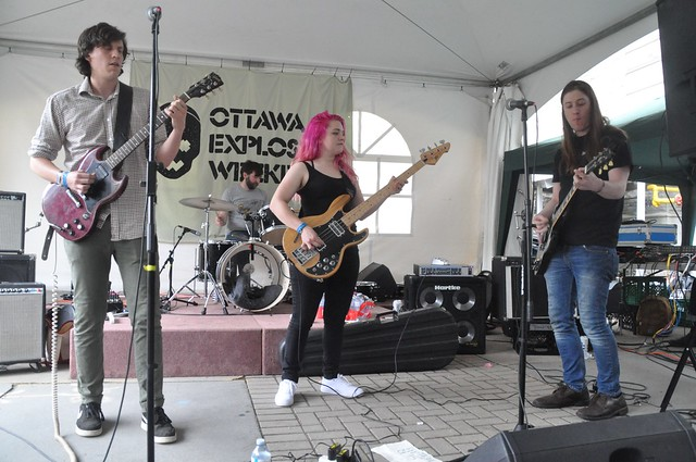 Laika's Orbit at Ottawa  Explosion