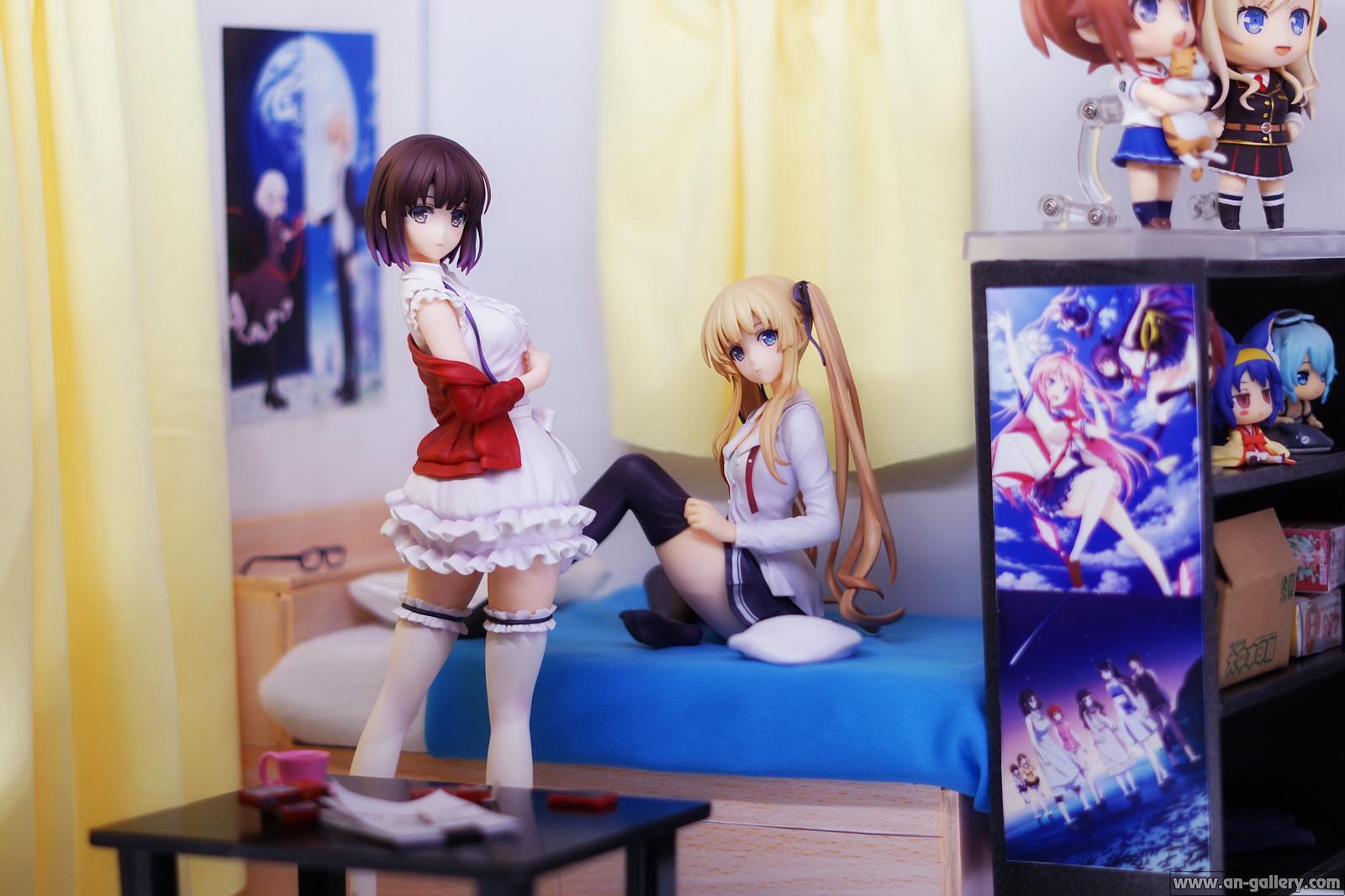 Megumi Kato & Eriri GSC