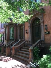 Brownstones on Jackson Place, Lafayette Square, Washington, D.C.