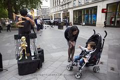 Mr. Bone _ Licester Square , London 2017