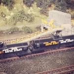 Buncher Rail Car Service