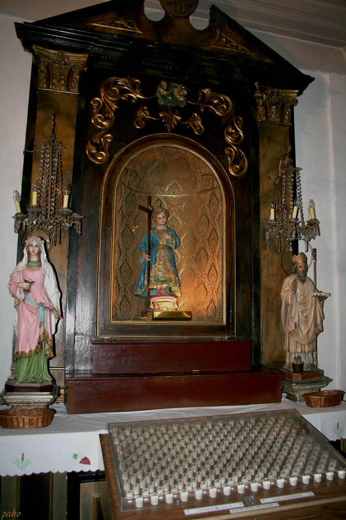 Interior Iglesia San Pedro El Viejo 18 Pedro Francisco Francisco