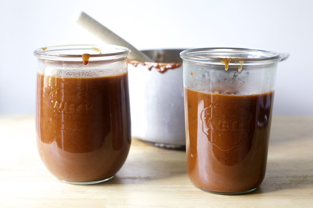 homemade barbecue sauce, ina garten-style
