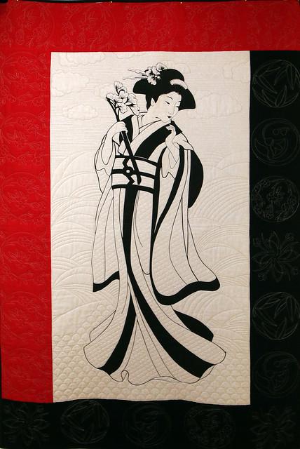 078: Geisha Barbara—Judy Keener