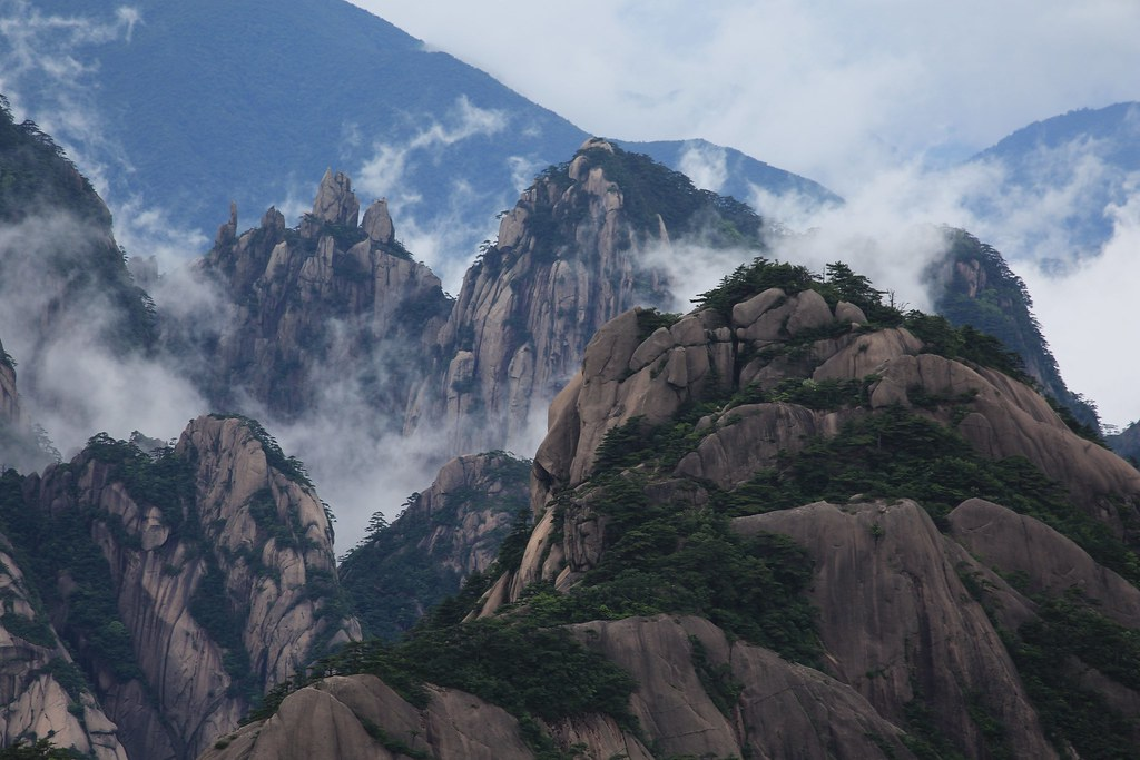 Yellow Mountain (黄山)