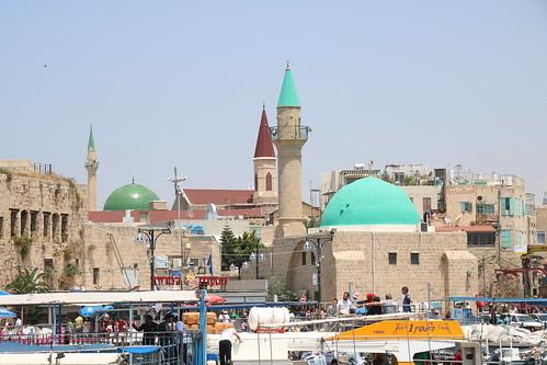Moscheen, Kirchen, Synagogen - Akko