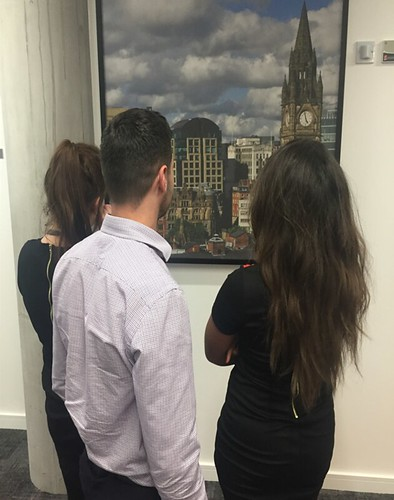 Manchester Trainees Organise Popular Wellbeing Challenge Programme for Manchester colleagues