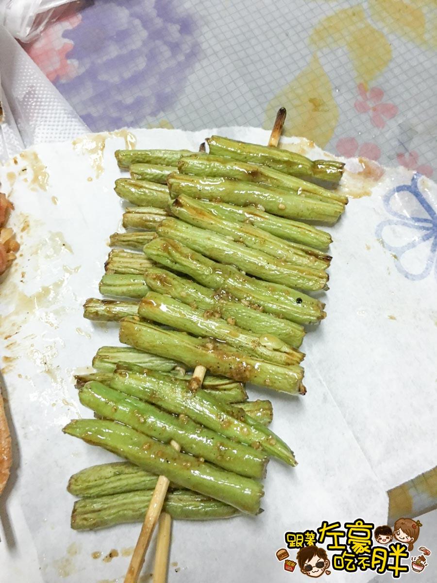 鳳山阿燕專業烤肉攤-17