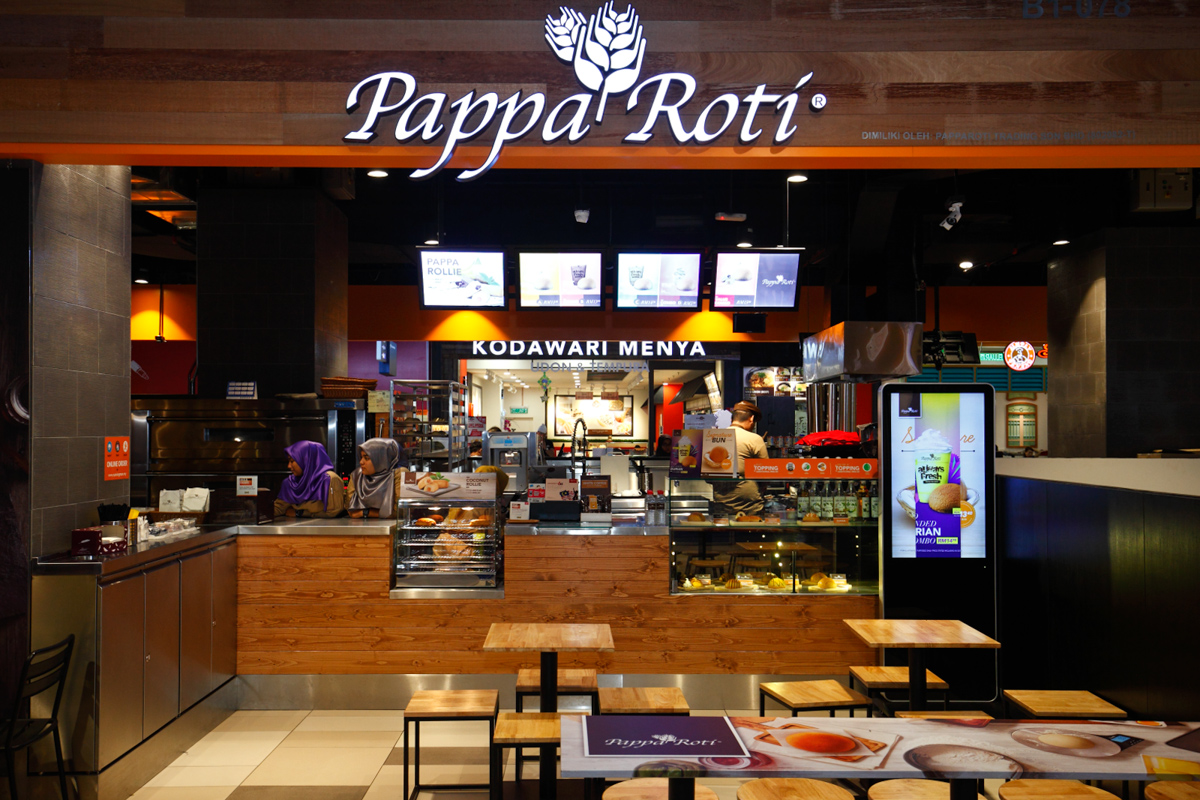 PappaRoti MyTOWN Shopping Centre