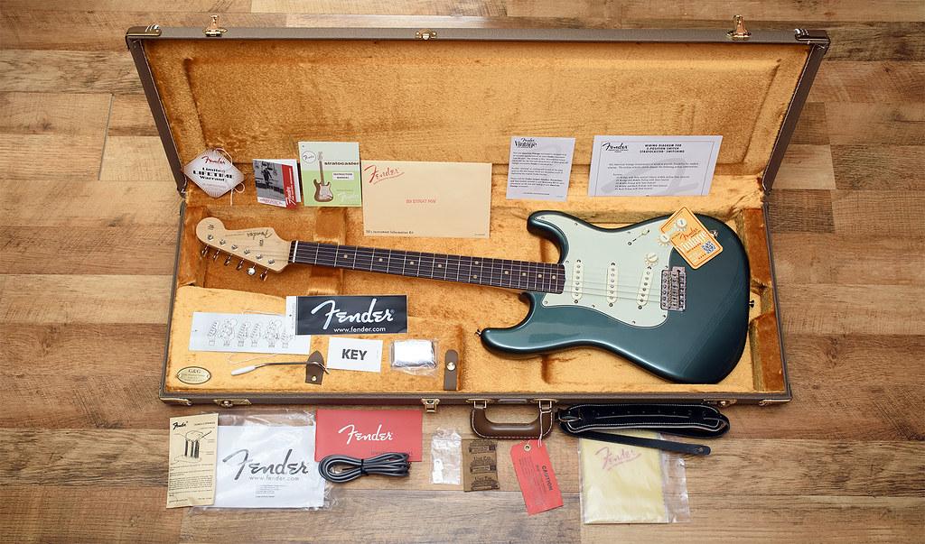 Fender Stratocaster American Vintage '59