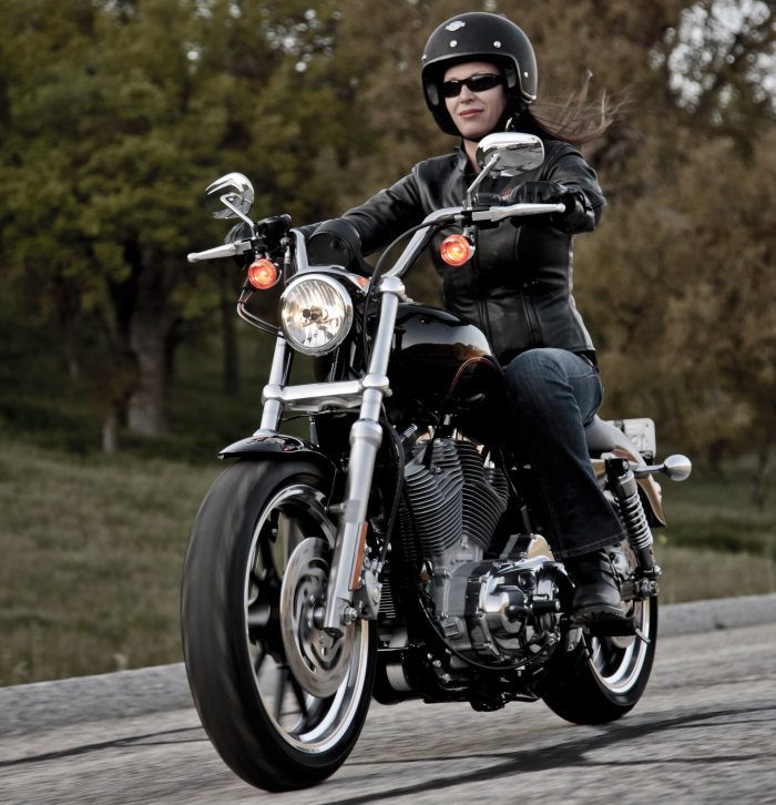Harley-Davidson XL 883 L Superlow 2011 - 6