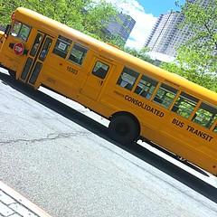 2000 Amtran International 3800 DT466E, Consolidated Bus Transit, Bus#10303, Air Brakes, No Air Ride, No Radio, No AC.
