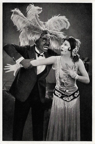 Lilian Harvey and Hans Junkermann in Die tolle Lola (1927)