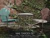 Mae Garden Set