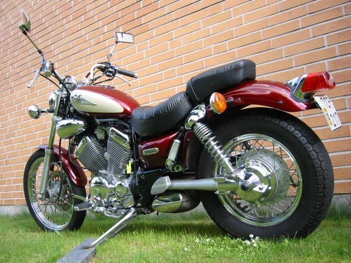 Yamaha 535 VIRAGO 1993 - 2