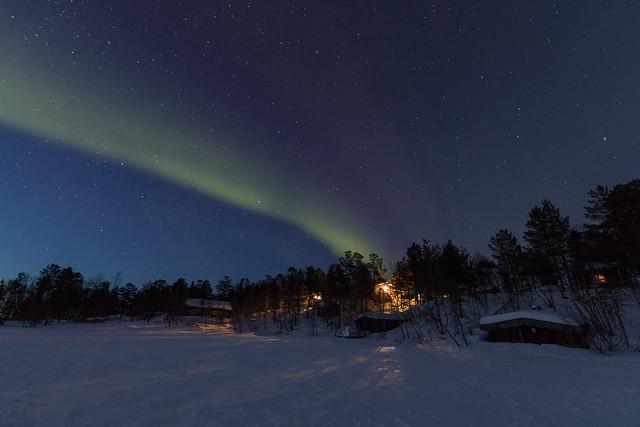 Polarlicht - Nordlicht