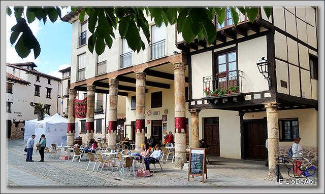 Pueblos mas bonitos de España en Burgos Covarrubias (2)