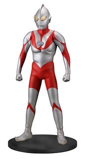 海洋堂 1/5比例 經典角色系列《超人力霸王》B type !ウルトラマン Bタイプ 1/5スケール キャラクタークラシックス