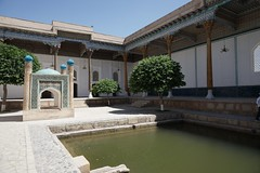 Sufi mosque, Baha ad-Din Naqshband, Bukhara