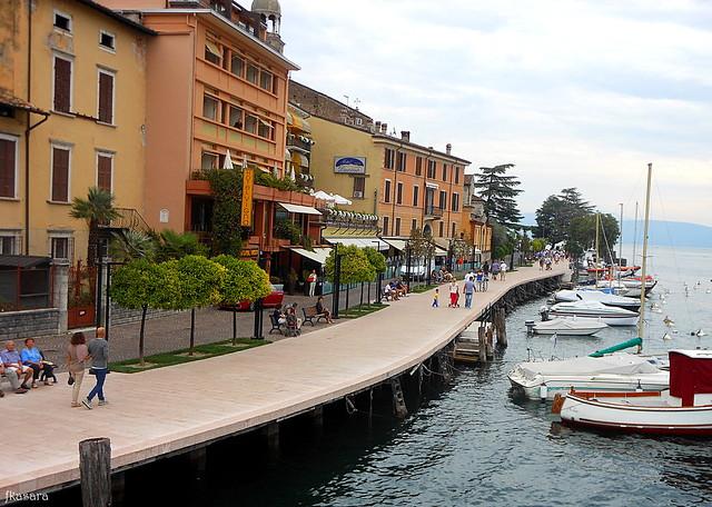 Salò, Lakefront - Lake Garda