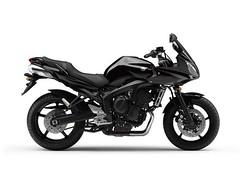 Yamaha FZ6 600 FAZER S2 2007 - 2